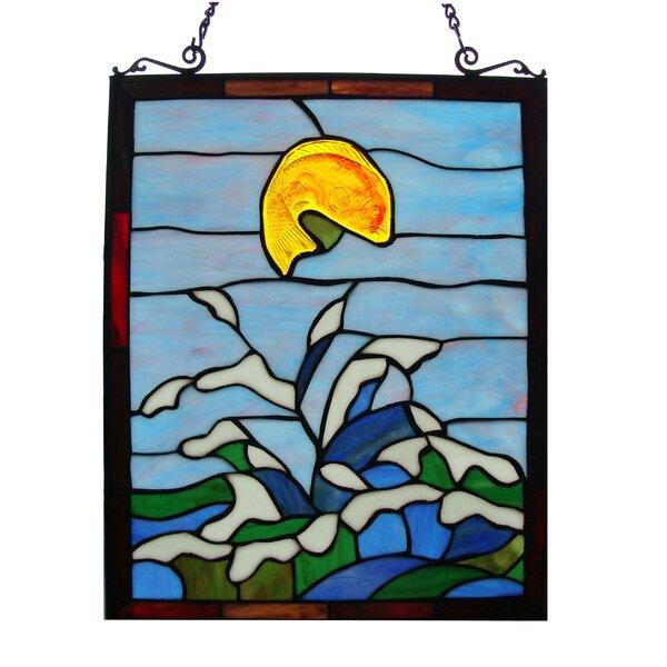 Tiffany Style Window Panel by Fine Art Lighting