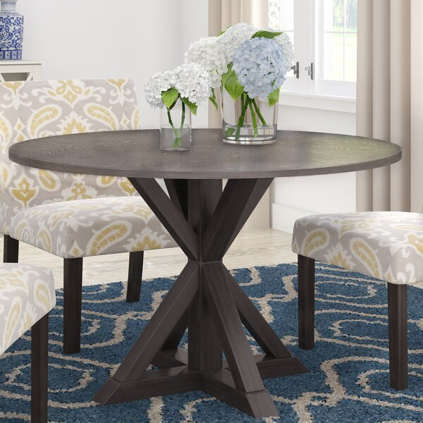 Fresh Olivet Dining Table By Andover Mills Purchase