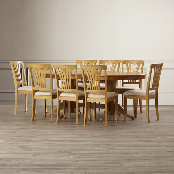 Rockdale 9 Piece Dining Set by Darby Home Co Darby Home Co
