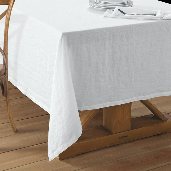 Catuzzi Washed Belgian Linen Tablecloth by Mint Pantry