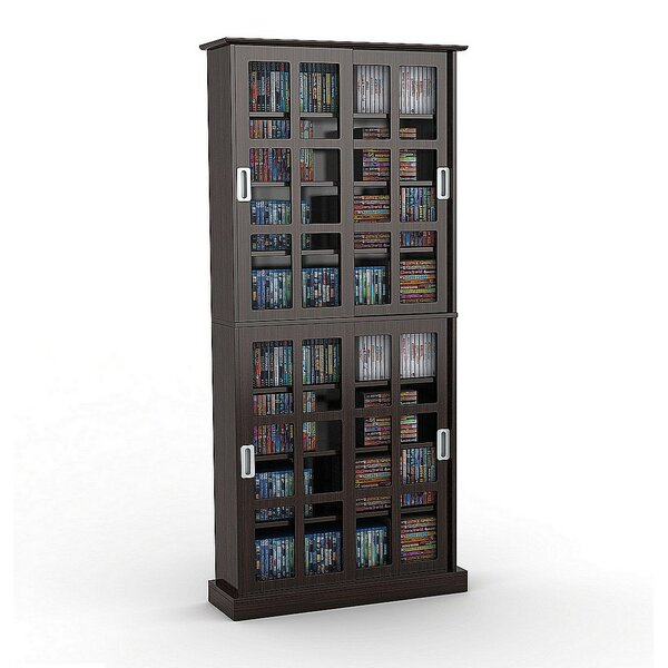 Windowpane Multimedia Media Cabinet By Winston Porter