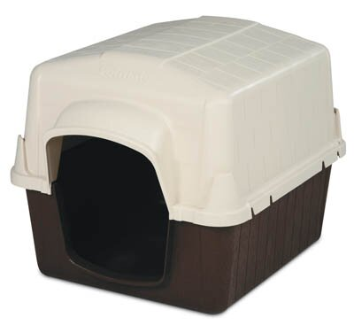 Petbarn II Medium Dog House by Petmate