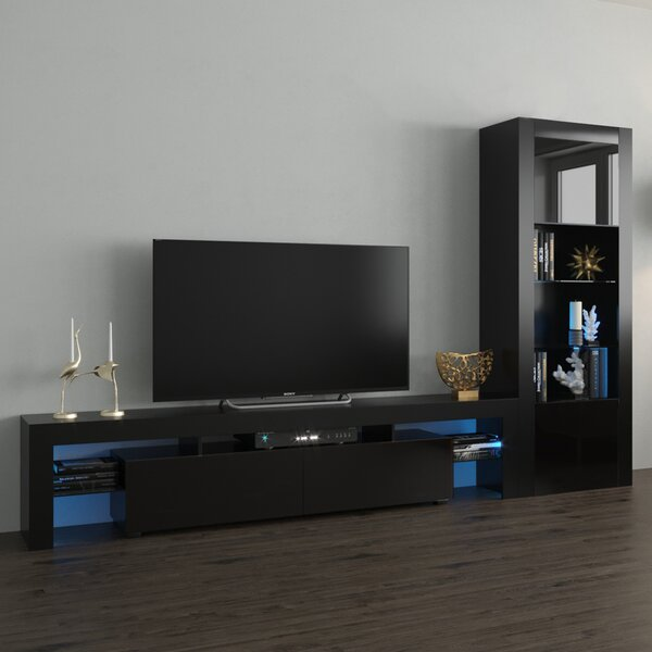 Earle Entertainment Center For TVs Up To 88