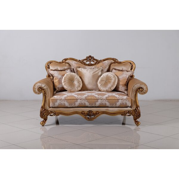 Pisano Standard Loveseat by Astoria Grand