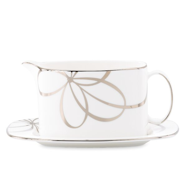Belle Boulevard Gravy Boat by kate spade new york