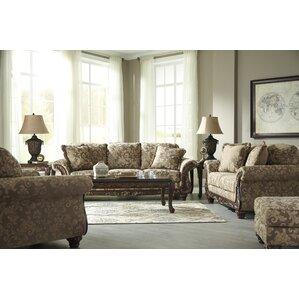 Floral Living Room Sets You\'ll Love   Wayfair
