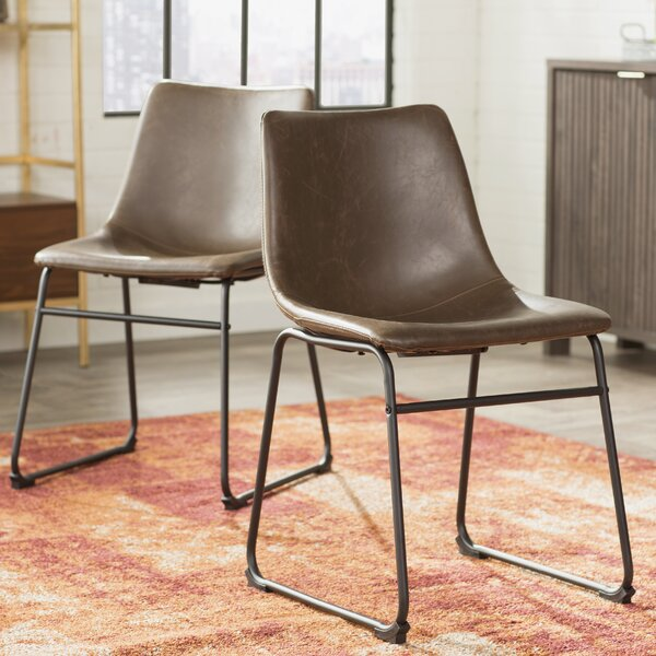 Aurik Upholstered Dining Chair (Set of 2) by Trent Austin Design