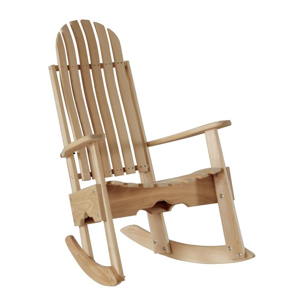 Rocking Chair by Hershy Way