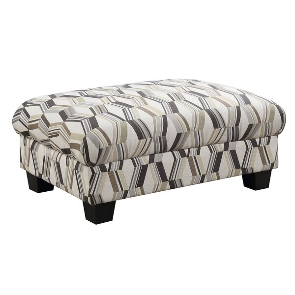 Kittle Accent Cocktail Ottoman by Ivy Bronx