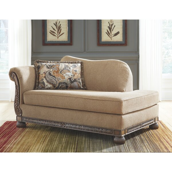 Oropeza Left-Arm Facing Corner Chaise Lounge By Astoria Grand