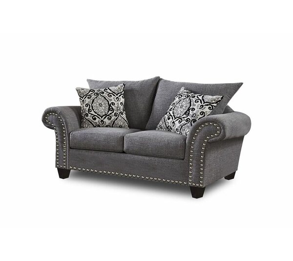 Wesson Loveseat By Darby Home Co
