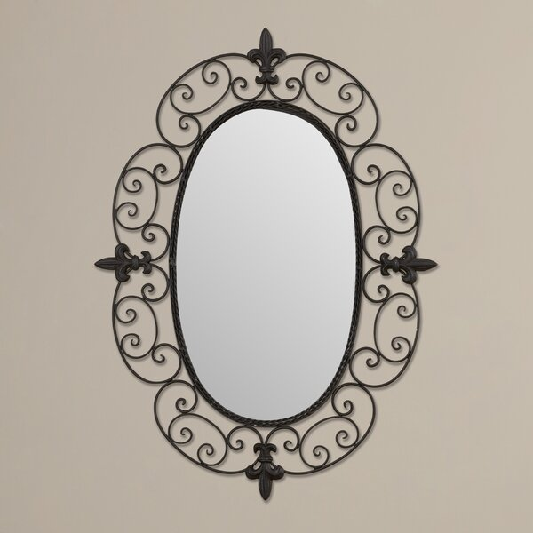 Wall Mirror by Astoria Grand