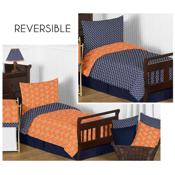 Arrow 5 Piece Toddler Bedding Set by Sweet Jojo Designs