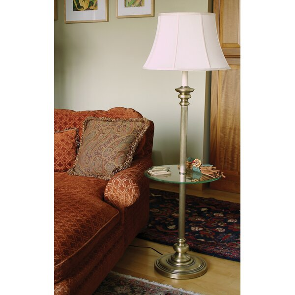 Ashton 55.75 Floor Lamp by Darby Home Co