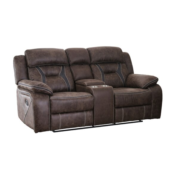 Review Bucholz Reclining Loveseat