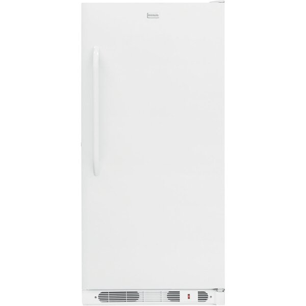 14.4 cu. ft. Frost-Free Upright Freezer by Frigidaire