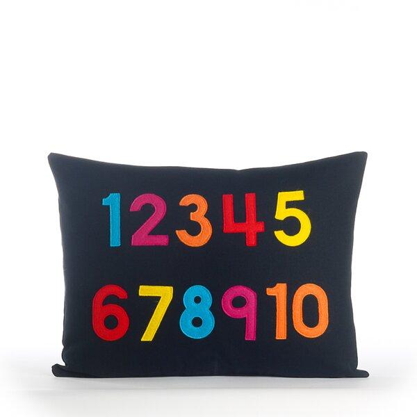 Play Room 123 Throw Pillow by Alexandra Ferguson