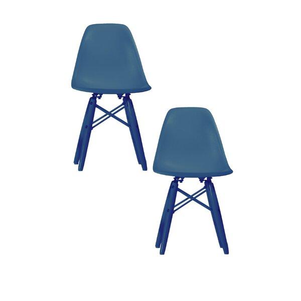 Ducks Side Chair (Set Of 2) By Harriet Bee