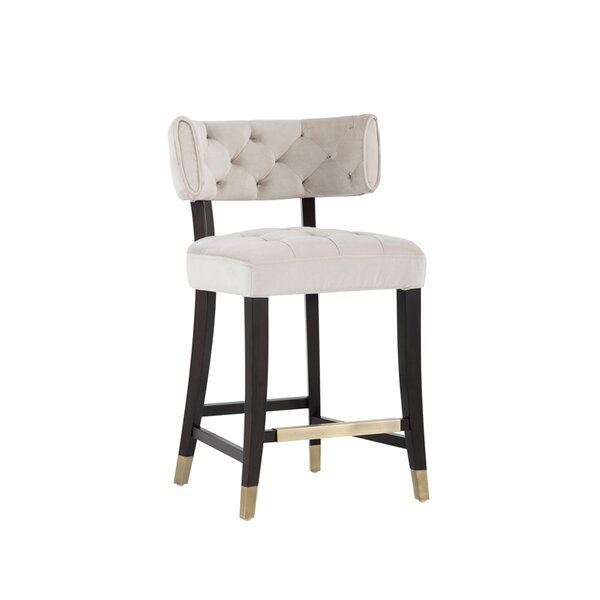 5west Tatum Counter 26 Bar Stool by Sunpan Modern