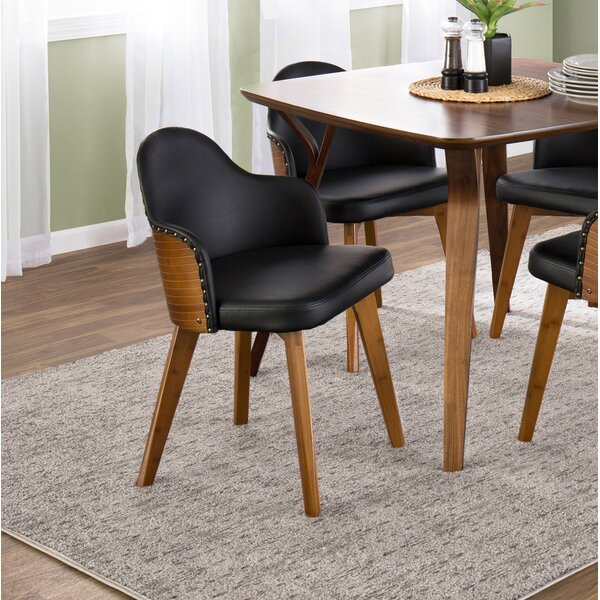 Fred Upholstered Dining Chair by George Oliver