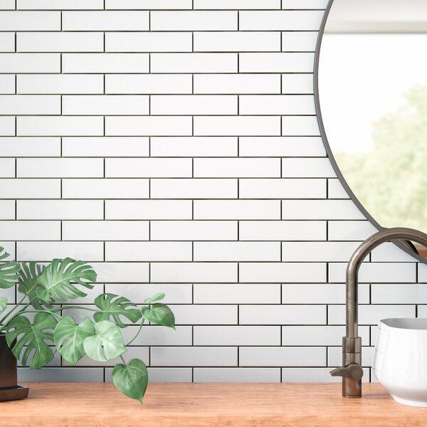 Retro Soho 2 x 8 Porcelain Subway Wall & Floor Tile