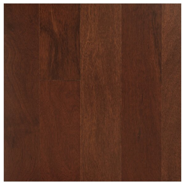 3 Engineered Ovengkol Hardwood Flooring in Latte by Easoon USA