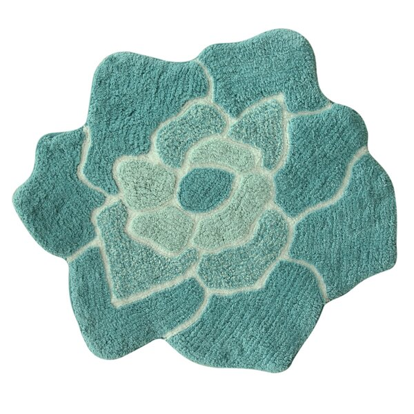 Melody Bath Rug by Highland Dunes