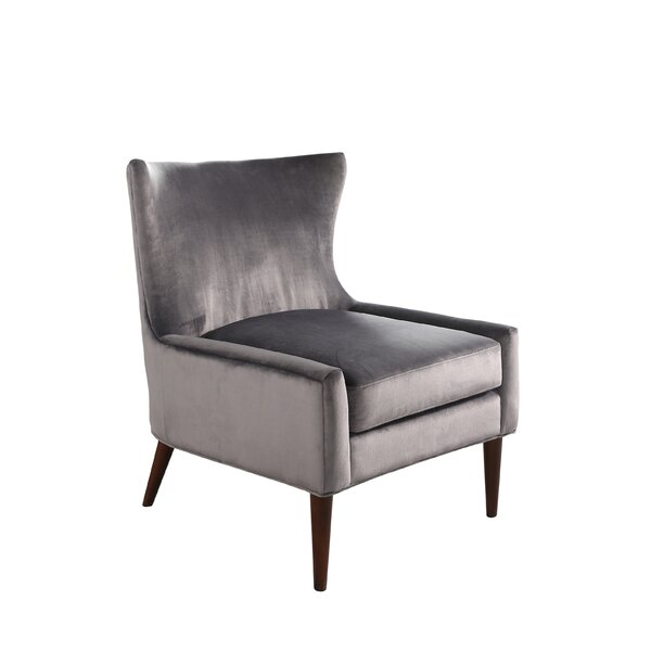 Caledonian Wingback Chair by Mercer41