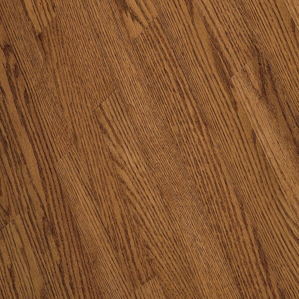 Fulton 3-1/4 Solid Red / White Oak Hardwood Flooring in Gunstock by Bruce Flooring