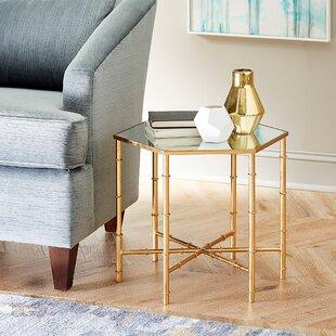 Reviews Blackshale Side Table ByWilla Arlo Interiors