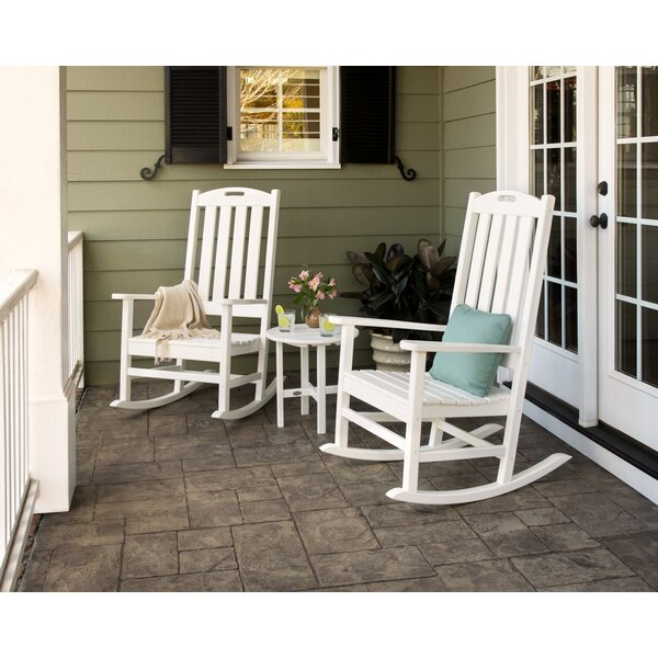Nautical 3 Piece Seating Group by POLYWOOD®