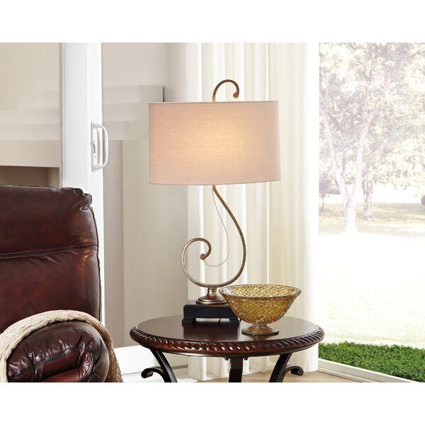 Beallsville 30.25 Buffet Lamp by Red Barrel Studio