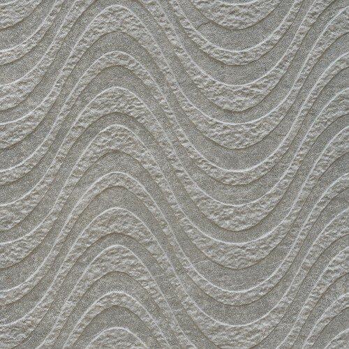 Quarz Dunas 18 x 36 Porcelain Field Tile in Gris by Madrid Ceramics