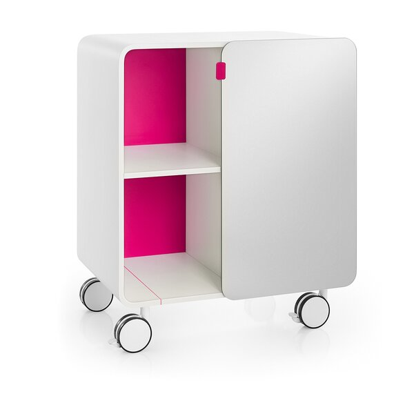 Linea 23.8 W x 28.3 H Cabinet by WS Bath Collections