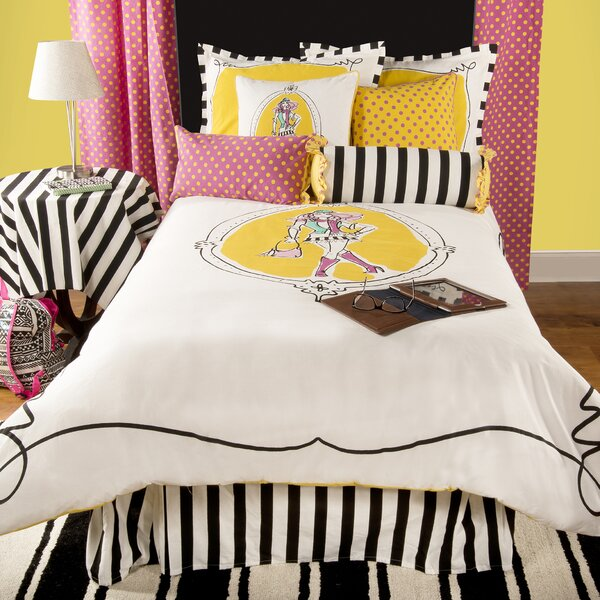 Dion  4 Piece Comforter Set by Wildon Home ®