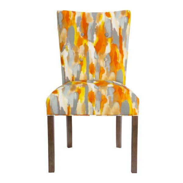 Garavan Fan Back Upholstered Dining Chair (Set of 2) by Latitude Run