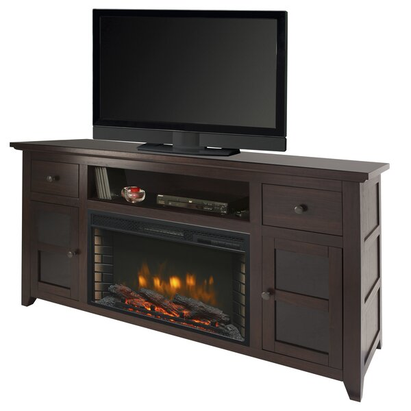 Winchester 56 TV Stand with Electric Fireplace by Muskoka