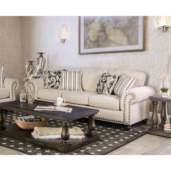 Ransome Chenille Configurable Living Room Set by Charlton Home