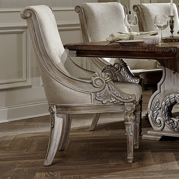 Chirk Arm Chair by Astoria Grand