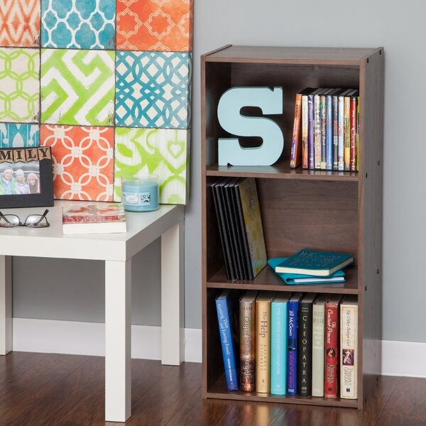 Three Tier Standard Bookcase by IRIS USA, Inc.