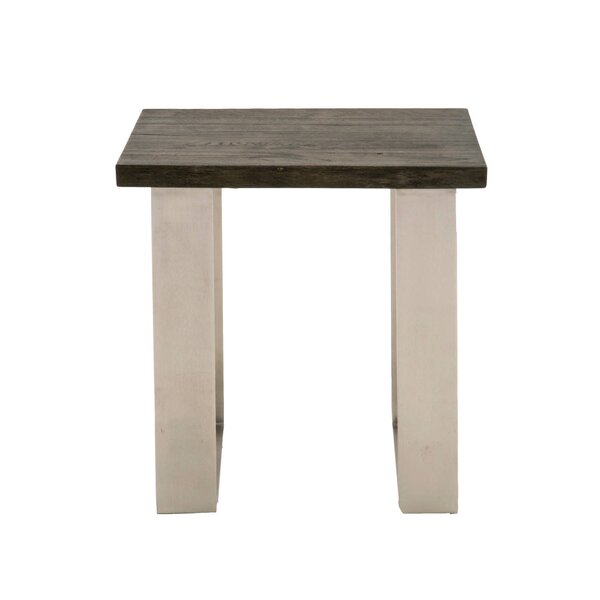 Holtman End Table by Brayden Studio