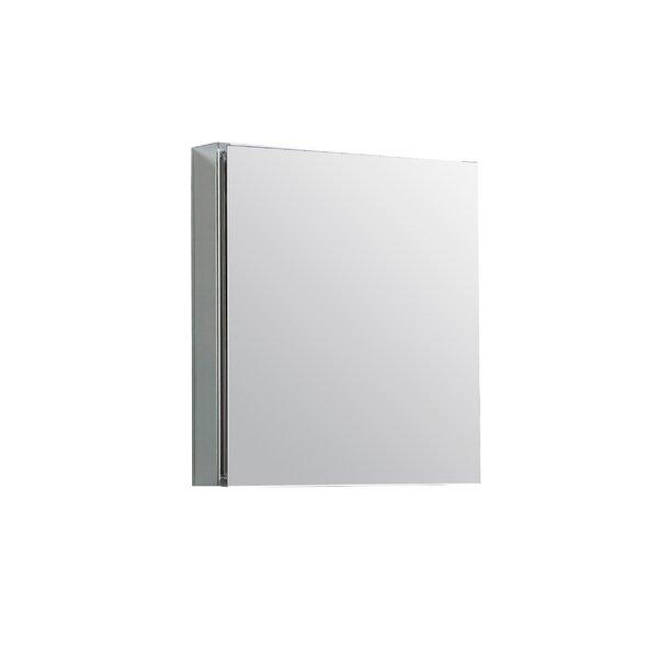Judd All Mirror 24 x 27 Recessed Medicine Cabinet by Orren Ellis
