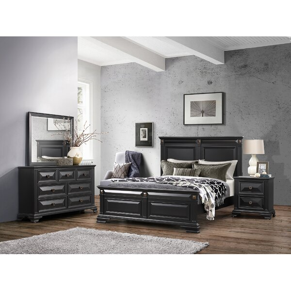 Shaniya Standard Bed by Darby Home Co