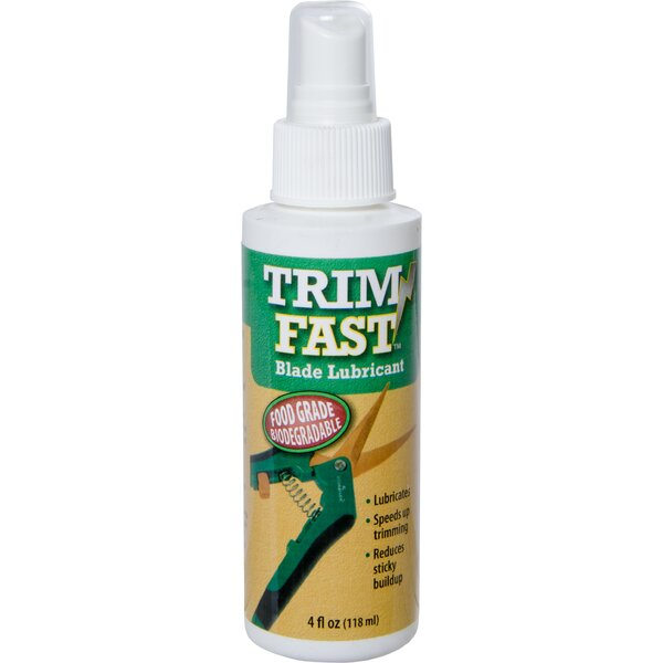 Trim Fast Scissor Trimmer Lubricant by Hydrofarm