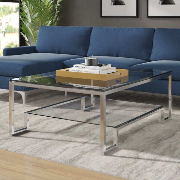 Laurence Coffee Table by Willa Arlo Interiors Willa Arlo Interiors