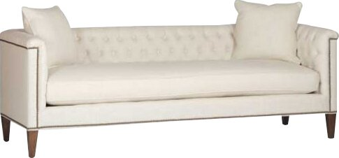 Thatcher Tufted Back Chesterfield Sofa by Gabby