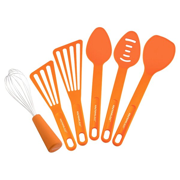 6-Piece Utensil Set by Rachael Ray