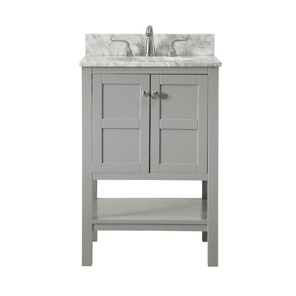 @ Middleburgh 24 Single Bathroom Vanity Set by Andover Mills| #$0.00!