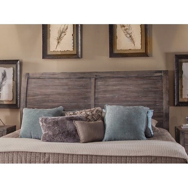 Tirado Sleigh Headboard by Gracie Oaks
