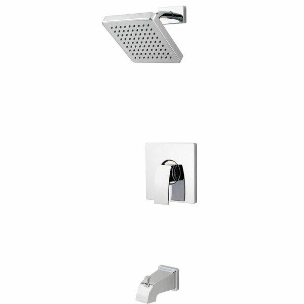 Kenzo Single Handle Tub and Shower Trim by Pfister